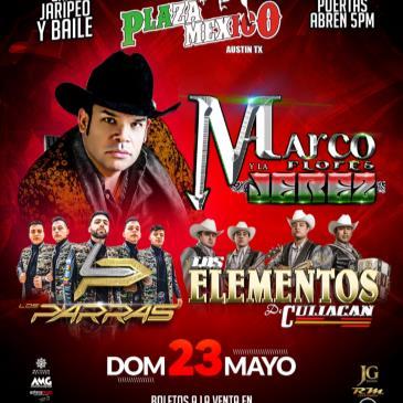 MARCO FLORES Y LA JEREZ,AUSTIN,TX