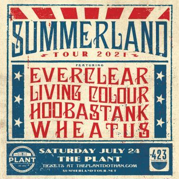 Summerland Tour 2021: