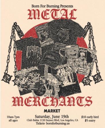 Metal Merchants Market: Main Image