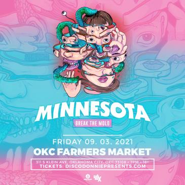 Minnesota - OKLAHOMA CITY - CANCELLED: