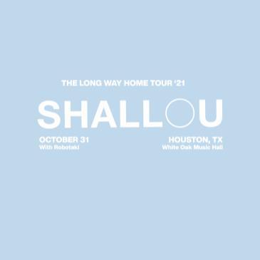 Shallou: Long Way Home Tour-img
