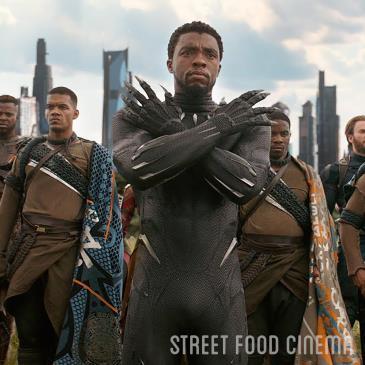 Black Panther: Main Image