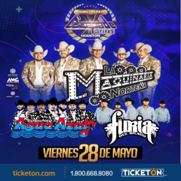 LA MAQUINARIA NORTENA,HOUSTON,TX