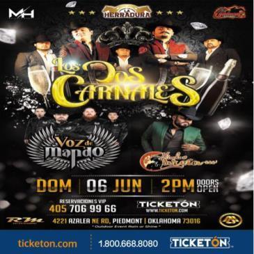 LOS DOS CARNALES: Main Image