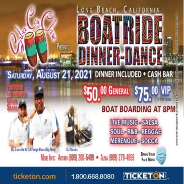 BOATRIDE DINNER DANCE