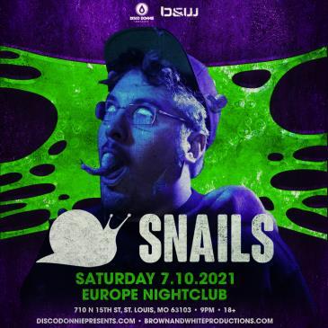 Snails - ST. LOUIS: Main Image