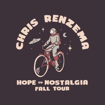 Chris Renzema - Hope or Nostalgia Fall Tour: Main Image