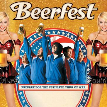 SHP Presents: Double Feature Beerfest & Old School: Main Image