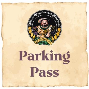 Texas Renaissance Festival 2021 - Parking-img