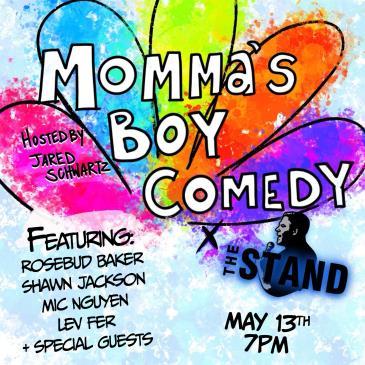 Momma's Boy Comedy!-img