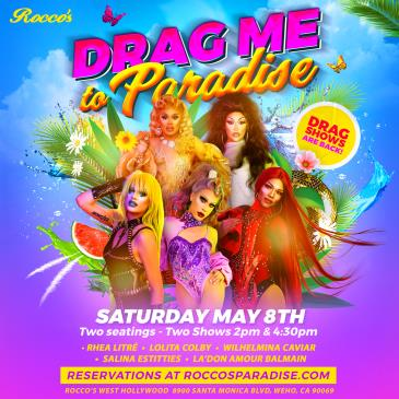 DRAG ME to Paradise!: Main Image