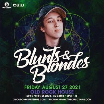 Blunts & Blondes - ST. LOUIS-img
