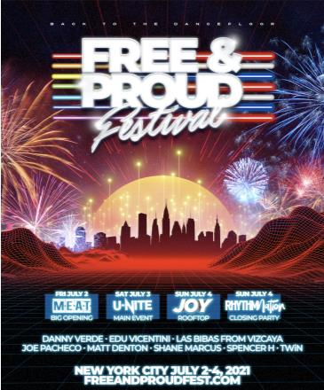 FREE & PROUD FESTIVAL: NEW YORK CITY: