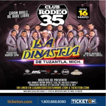 LA DINASTIA DE TUZANTLA,TROY TX