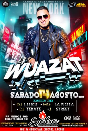 DJ WUAZAT: Main Image
