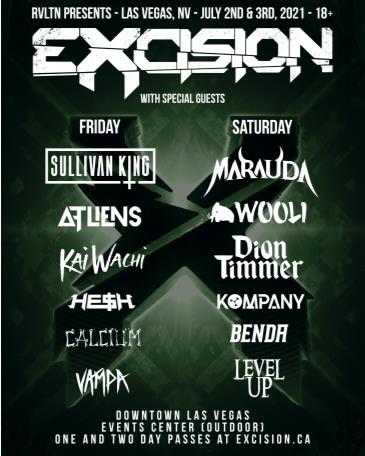 RVLTN Presents: EXCISION (18+): Main Image