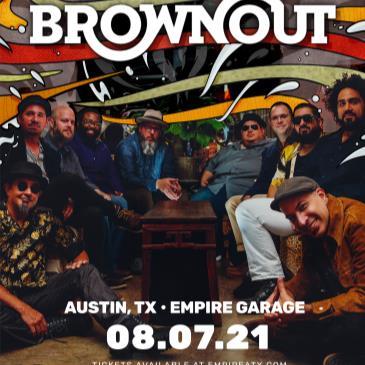 Brownout w/ Nuevo, Cilantro Boombox, and Dj Jah Karma-img