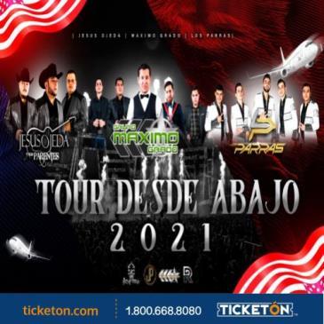 TOUR DESDE ABAJO 2021