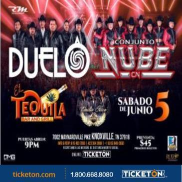 DUELO Y CONJUNTO NUBE