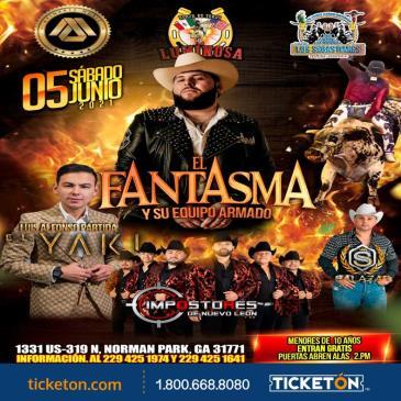 EL FANTASMA EL YAKI Y MAS!: Main Image