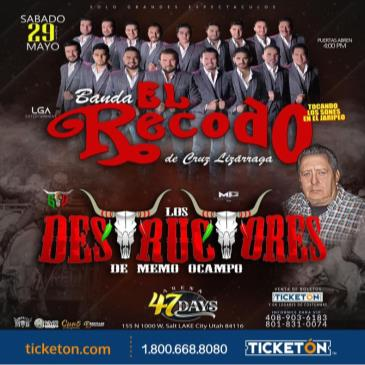 EL RECODO / LOS DESTRUCTORES EN SALT LAKE CITY UTAH