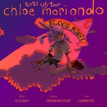 CHLOE MORIONDO: Main Image