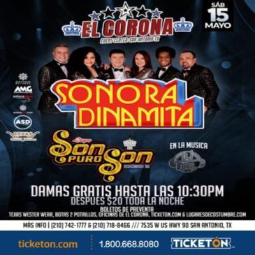 LA SONORA DINAMITA , SAN ANTONIO TX: Main Image