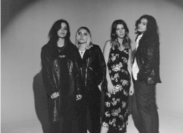 The Aces - Under My Influence Tour: