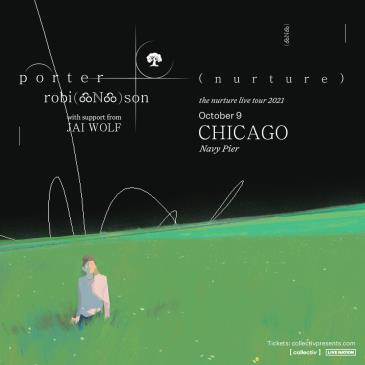 Porter Robinson w/ Jai Wolf: Nurture Live North America Tour: Main Image