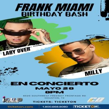 FRANK MIAMI BIRTHDAY BASH