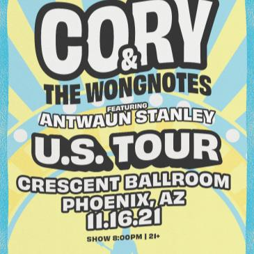 Cory and the Wongnotes featuring  Antwaun Stanley-img