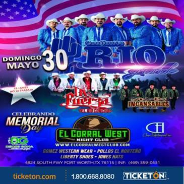 CONJUNTO RIO GRANDE MEMORIAL DAY