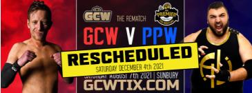 GCW vs PPW - The Rematch:
