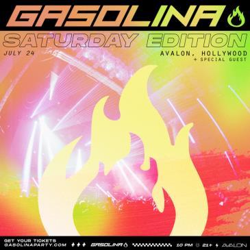 GASOLINA PARTY: