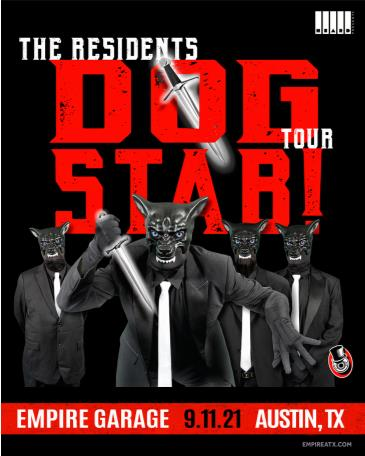The Residents - Dog Stab! Tour: