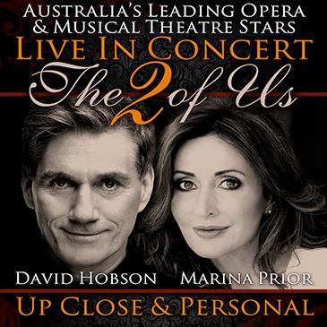 Marina Prior & David Hobson: Main Image