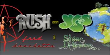 KGE Presents: Rush vs Yes (Tribute Night):