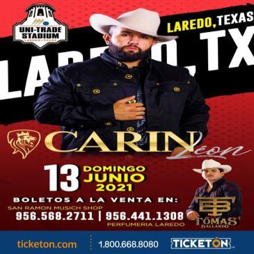 CARIN LEON EN  LAREDO TX