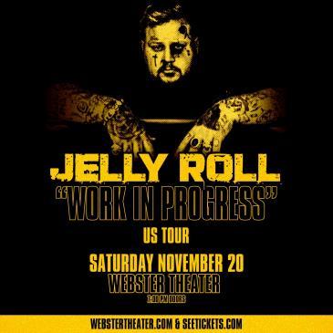 JELLY ROLL: Work In Progress US Tour: