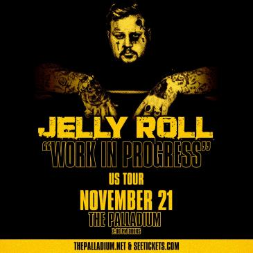 JELLY ROLL: Work In Progress US Tour: Main Image