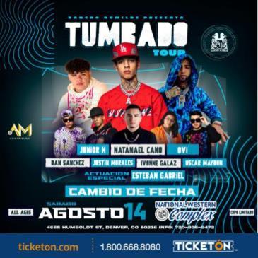 TUMBADO TOUR 2021: Main Image
