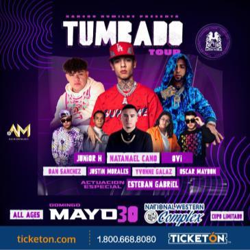 TUMBADO TOUR 2021