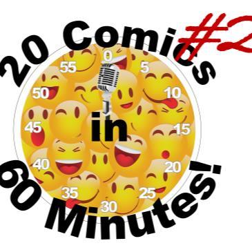 BONKERZ 20 COMICS IN 60 MINS XMAS HO HO HO COMEDY SHOW 7pm-img