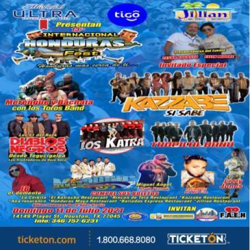 INTERNACIONAL HONDURAS FEST: Main Image