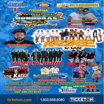 INTERNACIONAL HONDURAS FEST