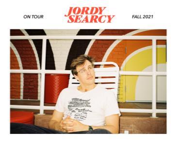 Jordy Searcy, nobody likes you pat, Take Lead: