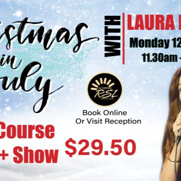 Christmas In July With Laura Doolan-img