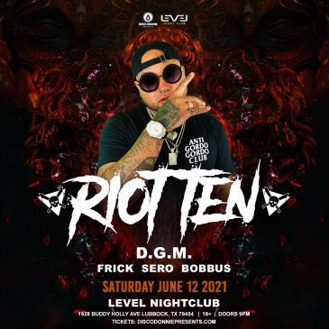 Riot Ten - LUBBOCK: Main Image