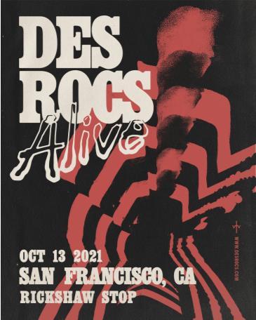 DES ROCS Alive: Main Image
