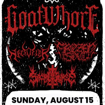 Goatwhore with Necrofier, Frozen Soul, and Sacrocurse-img